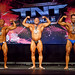 Men's Bodybuilding - Grandmasters 2nd Shapovalov 1st Klatt 3rd Feser