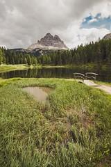 Lago di Antorno (isabelmarconato) Tags: nikon veneto paesaggio landscape nature auronzo dolomiti misurina lagodiantorno lake antorno