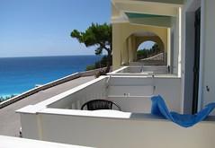 Hotel Sirios, Lefkada (Kathisma Beach) (ForceMajeureMontenegro) Tags: greece island lefkada kathismabeach hotelsirios hotel blue summer ionianislands ioniansea