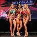 Women's Bikini - Class A 2nd Convery 1st Nickel 3rd Wegner