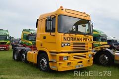 Add Watermark20190623080948 (richellis1978) Tags: truck lorry haulage transport logistics erf kelsall show ec jcb norman pitkin ec11 r286rbd