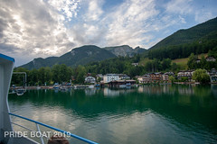 Pride Boat 2019 am Wolfgangsee (gallery360.at) Tags: vienna