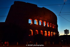 The Colosseum as the day draws to an end. (6m views. Please follow my work.) Tags: art artistic brilliantphoto brilliant thecolosseum colour d7100 nikond7200 excellentphoto excellent flickrcom flickr google googleimages greatphoto greatphotographers italian italia italy mamfphotography mamf building nikon onthestreet photography photo photograph photographer quality qualityphotograph roma rome street dark