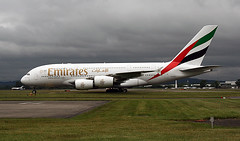 A6-EDY (ianossy) Tags: a6edy airbus a380861 a388 a380 emirates gla egpf
