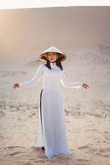 Beautiful vietnamese lady [IMG05484] (Patrick Foto ;)) Tags: aodai asianandindianethnicities beautifulwoman coneshape cultures famousplace fashionmodel females hochiminhcity humanhair landscapescenery pacificocean photography sanddune teenager traveldestinations vietnameseculture vietnameseethnicity walking youngadult adult asia beach beauty desert dress hair happiness hat hill lifestyles nature outdoors people portrait red relaxation sand sea sky summer sunlight sunny tourism tourist tradition travel vietnam women thànhphốphanthiết bìnhthuận