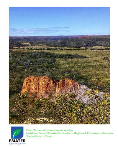 Zilene do Nascimento Araújo - Unidade Local  Cidade Ocidental - Regional Planalto - Formosa