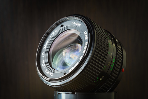 Flickriver: Most interesting photos from Canon FD 24mm f2 8 pool