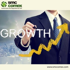 Fast Track your Financial Growth through Equity Trading - SMC Comex Dubai (smccomex) Tags: