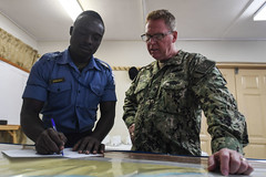31 (USAFRICOM) Tags: usnavy cnecnac6f africa obangameexpress2018 accra ghana gulfofguinea germannavy vbss tema obangame