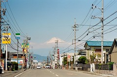2000KM from Home ([M!chael]) Tags: nikon f3hp nikkor 10525 ais kodak ultramax400 film manual fujiyama 富士山 fujimt かわぐちこ 山梨