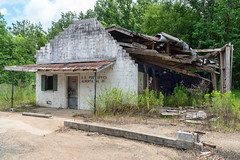 Alberta Post Office (Richard Melton) Tags: abandoned post office alberta alabama decay dilapidated