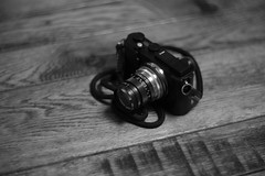 Leica CL & OUFRO & KIPON (Typ250) Tags: leicam leica leicammonochrom monochrome mmonochrom summarex summarex85cm summarex85mm summarexf85cm115