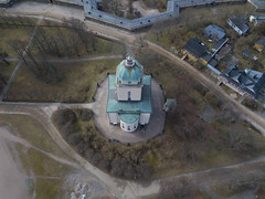 #201 Helsinki Church (Timster1973 - thanks for the 16 million views!) Tags: suomenlinna finland helsinki travel drone aerial aerialphotography fly mavic uav quadcopter dji mavicprodrone djimavicpro up uphigh droneflying tim knifton timster1973 timknifton explore exploration perspective lookdown lookingdown color colour walkswithnon architecture church religious religion building green