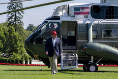 President Trump at Camp David (The White House) Tags: washigton districtofcolumbia unitedstatesofamerica
