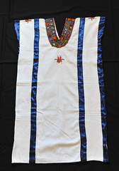 Huipil Mexico Oaxaca Textiles (Teyacapan) Tags: huipils mexican oaxaca costa afromestizo lospocitos embroidery weavings ropa clothing