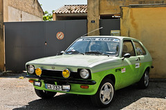 Opel Kadett C City 1000 1976 (tautaudu02) Tags: opel kadett c city 1000