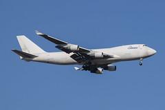 El Al (Cargo) B744, 4X-ELF, TLV (LLBG Spotter) Tags: elal aircraft tlv 4xelf b747 airline llbg