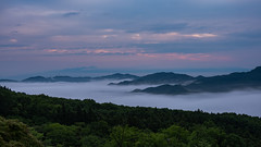 The sea of clouds (yukilanieve) Tags: 秩父 埼玉 chichibu saitama gfx 50r gf3264mmf4 minano 皆野 cloud japan mountains daybreak