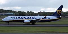 EI-EKT (PrestwickAirportPhotography) Tags: egpk prestwick airport ryanair boeing 737 b737 eiekt
