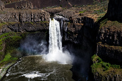 Palouse Falls (trochford) Tags: waterfall falls river basalt cliffs spires canyon gorge scenic landscape palousefalls palouseriver washington inlandnorthwest us usa unitedstates canon canon6d ef24105mmf4lisusm ef24105