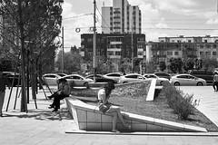 Ulaan Baatar, Mongolia (bm^) Tags: travel ulaanbaatar mongolië distagont228 distagon282zf nikon d700 bw blackandwhite black white blackwhitephotos zf2 zeiss carl nikond700 zwart wit zwartwit gletsjer glacier mn girl vrouw meisje girls vrouwen meisjes femme femmes fille filles ulaan baatar bator legs benen square