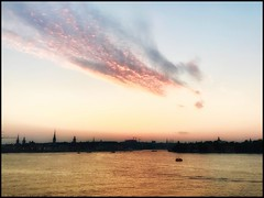 Stockholm silhouettes.... (Sherrianne100) Tags: sunset silhouettes stockholm sweden