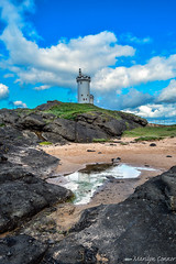 Elie Ness Lighthouse (MC Snapper78) Tags: scotland nikond3300 landscape eastneuk fife reflecting reflections elienesslighthouse marilynconnor