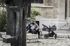 Street photo in Vienna (BisonAlex) Tags: europe 歐洲 sony a73 a7iii a7m3 a7 taiwan 台灣 外拍 旅拍 travel 街拍 street streetphoto streetshot vienna austria 維也納 奧地利