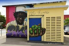 Stay Humble (© Freddie) Tags: aruba oranjestad graffitti graffiti stayhumble fjroll ©freddie