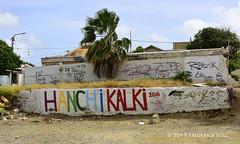 Hanchi Kalki (© Freddie) Tags: aruba oranjestad graffitti graffiti hanchikalki fjroll ©freddie