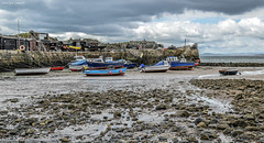 Pettycur Bay (MC Snapper78) Tags: scotland nikond3300 boats pettycurbay firthofforth marilynconnor