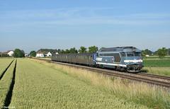 SNCF BB67569, Kilstett, 18-6-2019 8:19 (Derquinho) Tags: sncf bb67569 bb67400 bb67000 bb 67400 67569 67000 elzas alsace grand est kilstett elsass rrr rio ter 830709 lauterbourg strasbourg