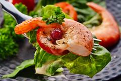 Macro Mondays: Styling Food on a Fork (Gero Brandenburg) Tags: dsc04858 stylingfoodonafork macromondays