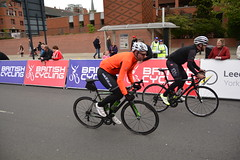 Tour de Yorkshire 2019 Sportive (70) (rs1979) Tags: tourdeyorkshire yorkshire cyclerace cycling tourdeyorkshiresportive tourdeyorkshire2019sportive sportive leeds westyorkshire theheadrow headrow westgate