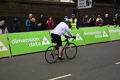 Tour de Yorkshire 2019 Sportive (12) (rs1979) Tags: tourdeyorkshire yorkshire cyclerace cycling tourdeyorkshiresportive tourdeyorkshire2019sportive sportive leeds westyorkshire theheadrow headrow westgate