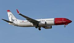 LN-DYC LMML 22-06-2019 Norwegian Air Shuttle  Boeing 737-8JP CN 39005 (Burmarrad (Mark) Camenzuli Thank you for the 19) Tags: lndyc lmml 22062019 norwegian air shuttle boeing 7378jp cn 39005