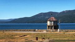 Lake Almanor (valeehill) Tags: overthehillsisters lakealmanor oths plumascounty reservoir california roadtreking plumasnationalforest prattville intaketower