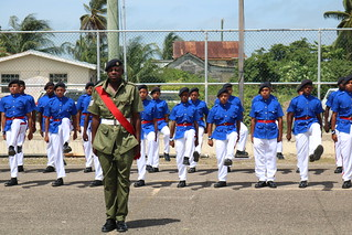 Belize Youth Challenge Intake II Passing Out