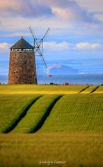 St Monans Windmill (MC Snapper78) Tags: scotland nikond3300 stmonans stmonanswindmill eastneuk fife building architecture bassrock marilynconnor
