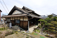 和泉橋本邸 (m-louis) Tags: 6713mm j5 nikon1 japan kaizuka osaka 大阪 日本 貝塚