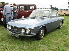 936 Lancia Fulvia Ser.1 1.3 Rallye (1968) (robertknight16) Tags: lancia italy italian 1960s fulvia rallye fulviacoupe castagnero lupinfarm lupinfarm2015 axc895f