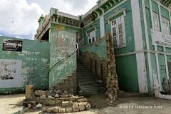 Former glory (© Freddie) Tags: aruba oranjestad villa derelict fjroll ©freddie