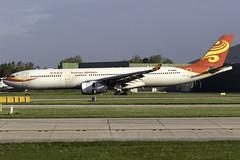 Hainan Airlines A330-300 B-5905 at Manchester Airport MAN/EGCC (dan89876) Tags: hainan airlines airbus a330 a333 a330343 b5905 manchester international airport landing 23r man egcc