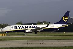 Ryanair 737-800 EI-DHE at Manchester Airport MAN/EGCC (dan89876) Tags: ryanair boeing 737 b738 737800 7378as eidhe manchester international airport 23l takeoff man egcc