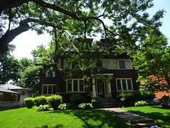 A lovely old house in Hamilton (Trinimusic2008 -blessings) Tags: trinimusic2008 judymeikle nature ontario canada summer june2019 hamilton trees architecture