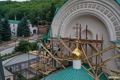 70. Реставрация Успенского собора 24.06.2019
