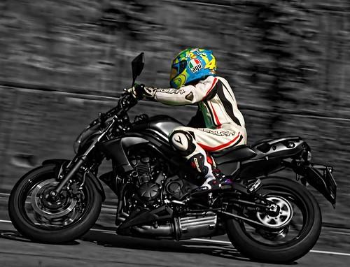 KAWA rider