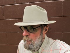 Resitol Wide Country Hat (Michael A2012) Tags: resistol wide country dress western hat fur felt 1960s lbj