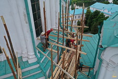 69. Реставрация Успенского собора 24.06.2019