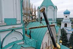 71. Реставрация Успенского собора 24.06.2019